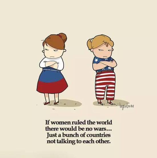 如果女人统治世界