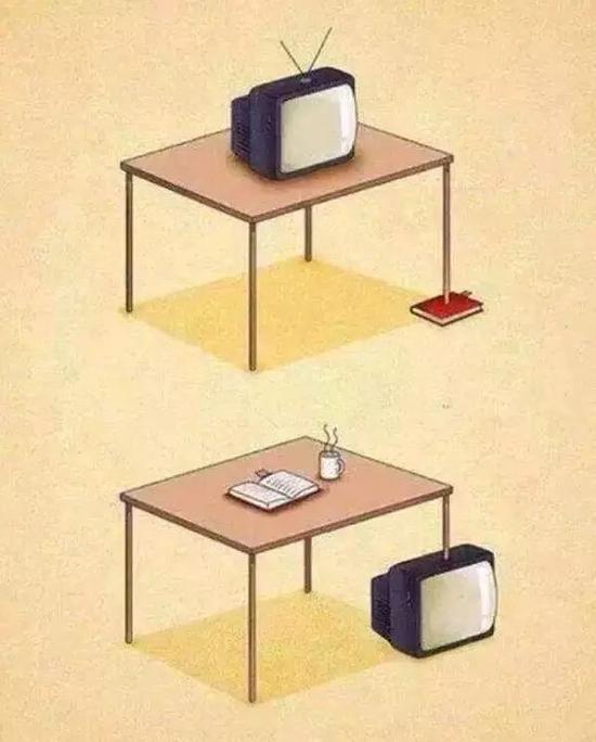 人和人的差距所在。