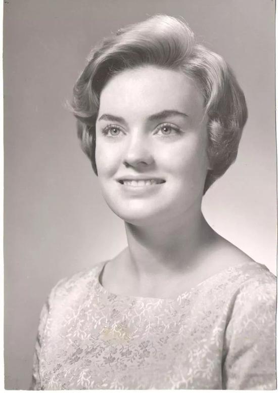 玛丽·巴克女士的青年时代