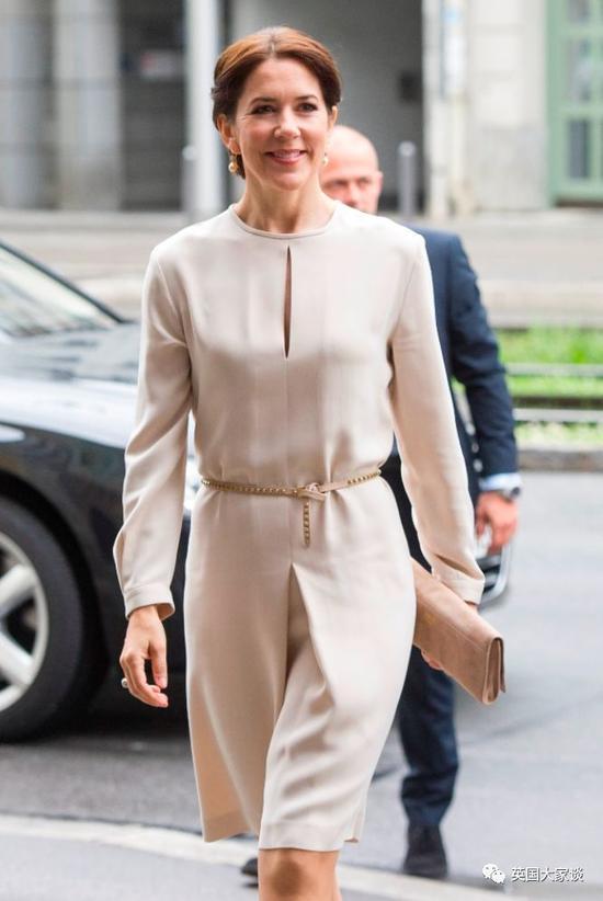 花销排行榜第四名:摩纳哥王妃夏琳(Princess Charlene of Monaco)