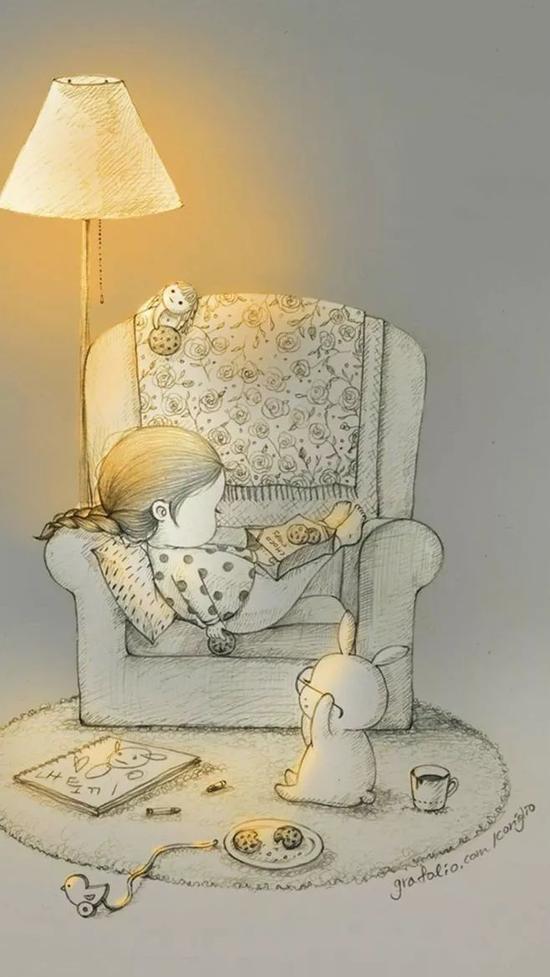 经典双语美文:假如回到童年(图)