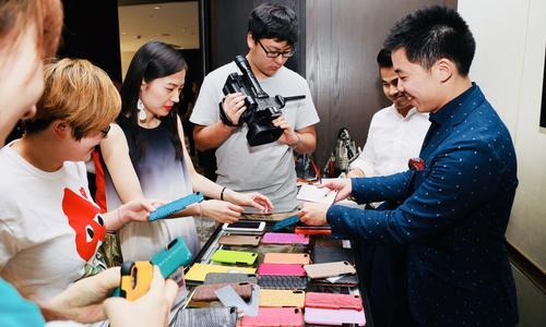 Splash 水花行:中国时尚文化精英的泰国之旅