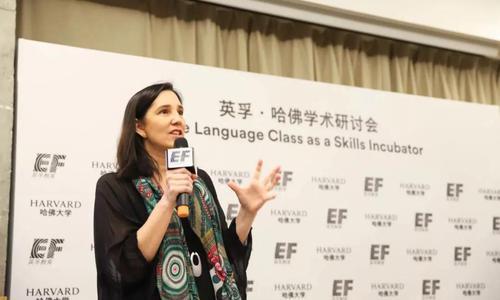 """中国孩子的英文学习问题 还是""""思维""""跟不上"""