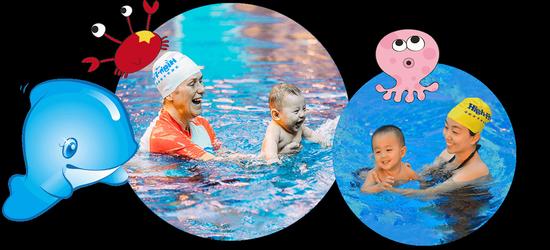 2018新浪五星金牌教师候选机构:海帆亲子游泳俱乐部