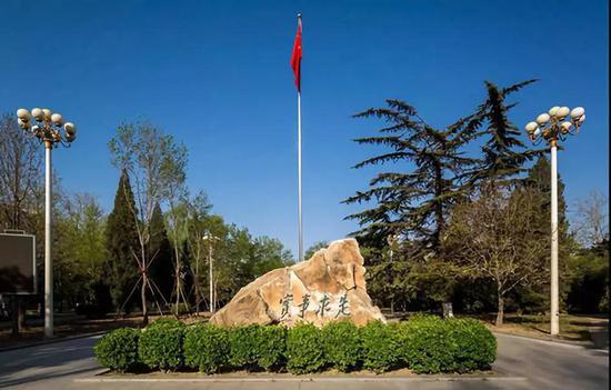 中国人民大学 / 图片来源:中国人民大学官微
