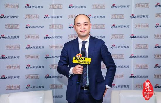 英孚教育海外游学留学中国区高级市场总监 杨远堃