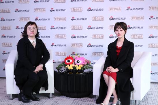 伴考网的副总经理 朱志红