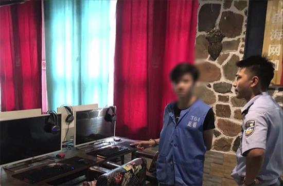 重庆准大学生网吧盗手机  先拿刑事判决书后收录取通知书
