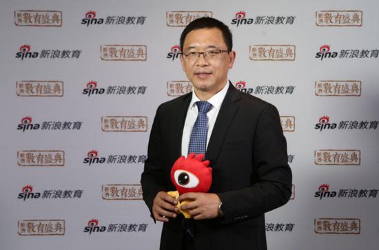 金程教育董事长 汤震宇