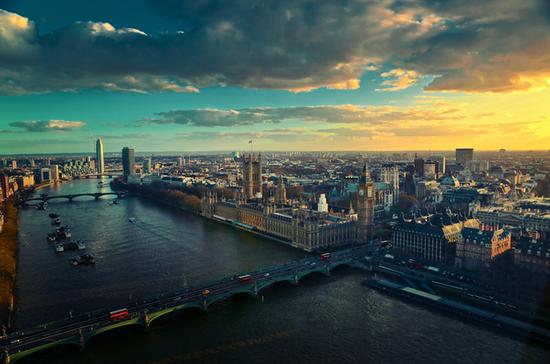 伦敦 图片来源:摄图网