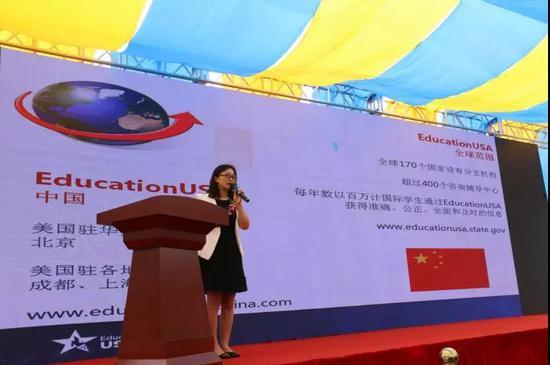 联手中育贝拉集团 光大学校国际课程中心成立