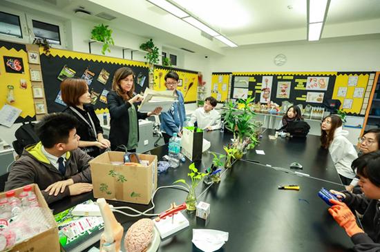 多元化課程體系,從容應對疫情后不同學生的留學需求