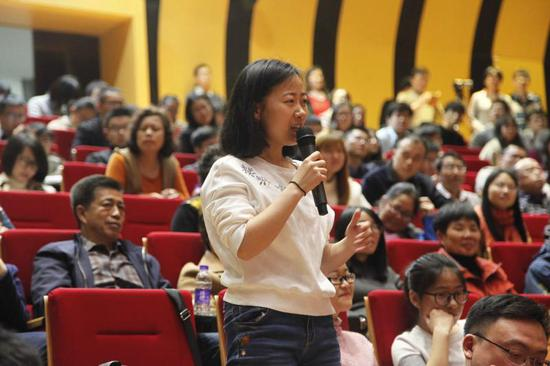 看电影 听歌剧 上科大思政教育引发学生共鸣