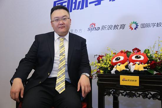 嘉利山学院校长陈晓恒:国际教育重视学生的自主性越南玉女黄水灵