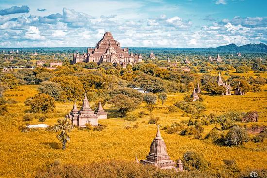 缅甸 图片来源于网络