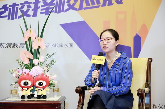 樱知叶教育集团上海分公司总经理 冯振华