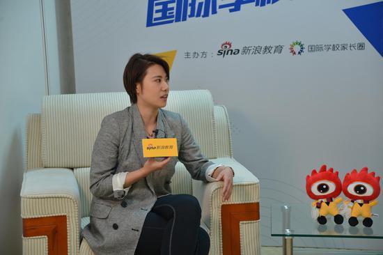 北京朝阳凯文学校AIP国际艺术高中专业教学主管 王逸晴