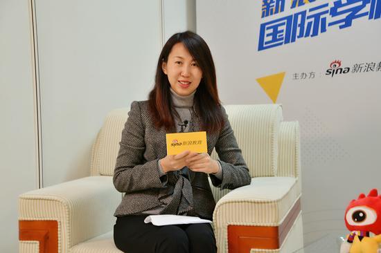 北京太平洋出国集团副总裁 石诺