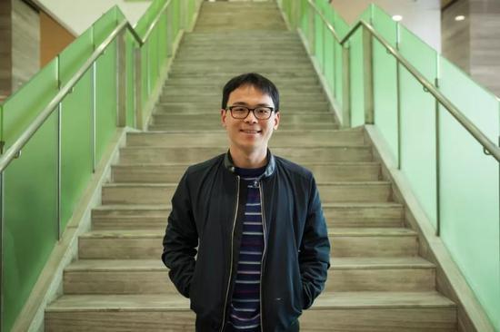 平和双语学校的IB高中哲学老师 李彦