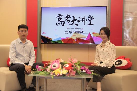 西北农林科技大学招办副主任:李景星