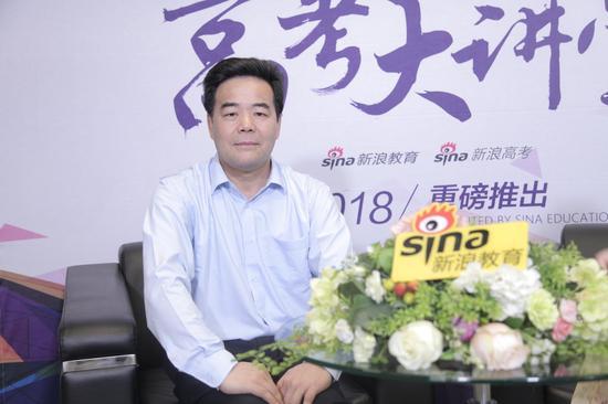 汕头大学招生办主任:陈映林