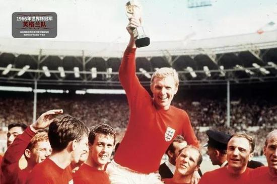 图片2:英格兰夺得1966年世界杯冠军