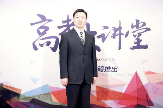 武汉理工大学招生办主任 : 吴先超