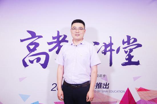北京工商大学嘉华学院招生就业处副处长:孙东良