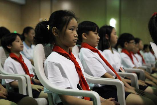 中央美术学院附属实验学校揭牌仪式隆重举行