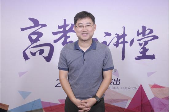 中国人民大学商学院本科项目主任:郭海
