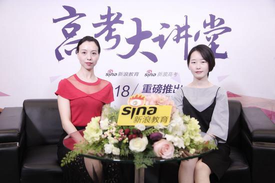 南京信息工程大学招办主任:郝咏梅