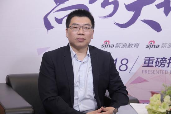 陕西科技大学招生办副主任:王宁