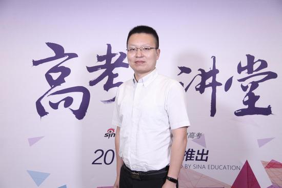 南京信息工程大学滨江学院党委副书记、副院长:葛昕明