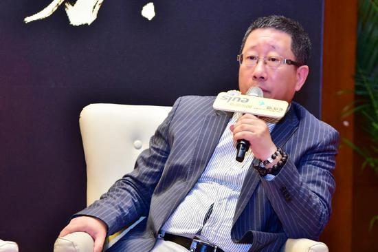 原第一财经《中国房地产金融》海外事业部总经理詹金龙