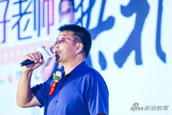 船校校长王升安:扎根湖区 痴情教育
