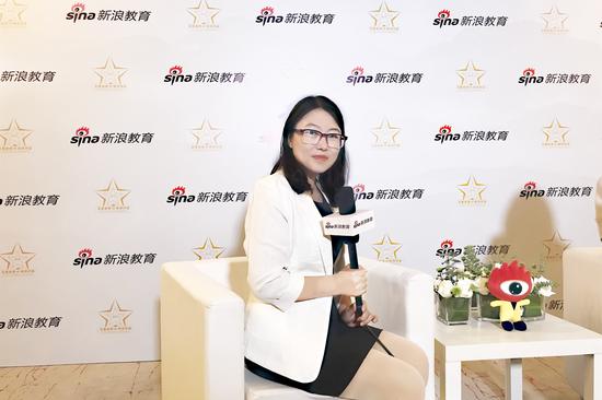 北京明德立人教育咨询有限公司申请总监王香梅