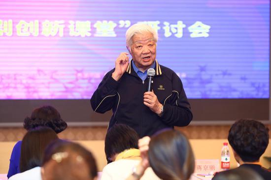 """""""希望中国""""青少年教育戏剧研究院院长 李静纯"""