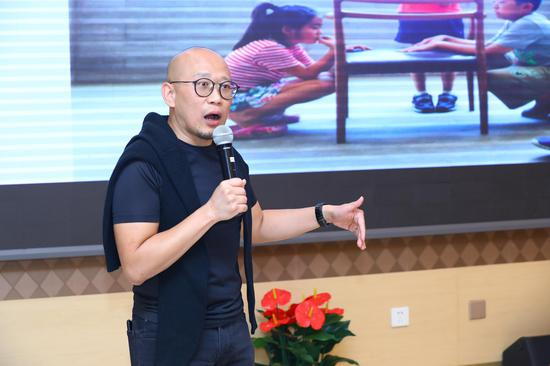 中国音乐剧协会理事 叶逊谦