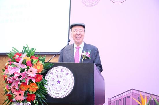 吕志和博士向清华捐资2亿 助推生物医药学发展