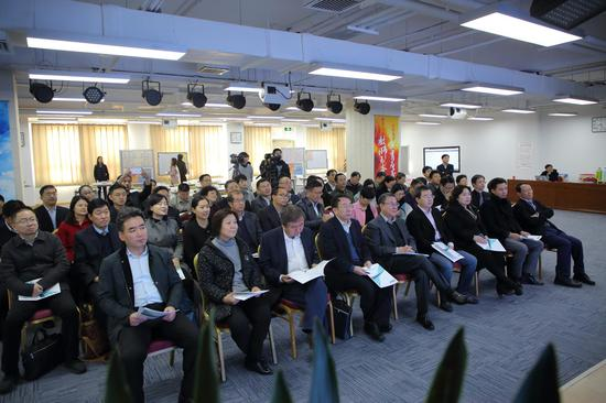 北京市名校长领航工程首个校长工作室开班