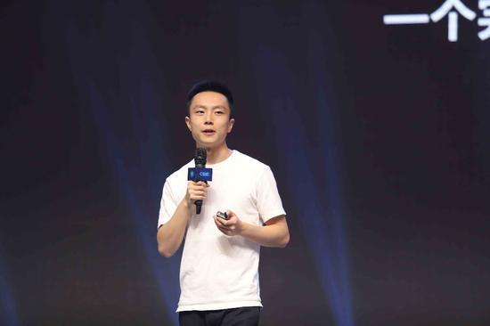 王熙乔在活动上分享探月学院的核心素养评价体系