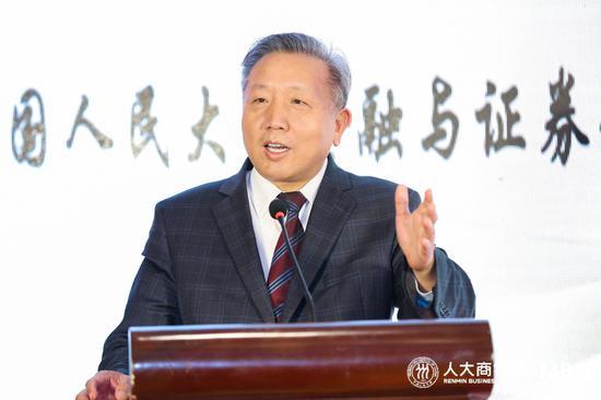 中国人民大学副校长吴晓球