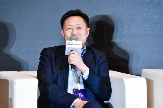 北京金宝威教育科技股份有限公司董事长单志勇