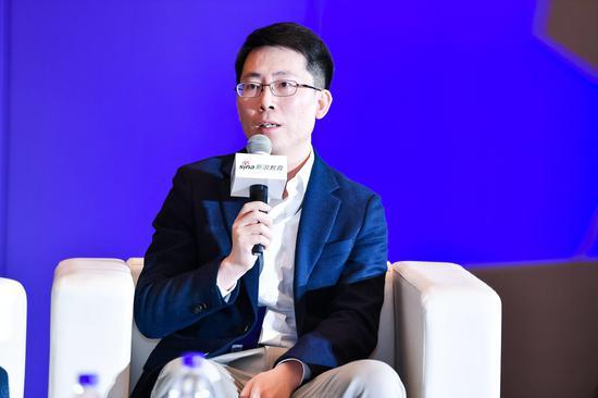 博实乐教育集团战略总经理陈子