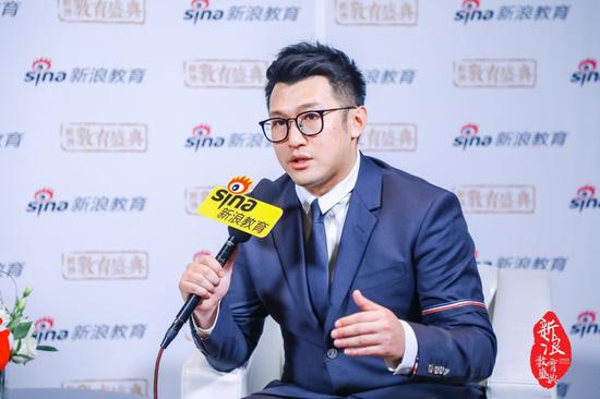 森培国际教育科技集团董事长 韩一墨