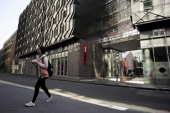 现在,澳大利亚部分综合性大学有近三分之一的收入来自留学生。图片来源:Jason Reed