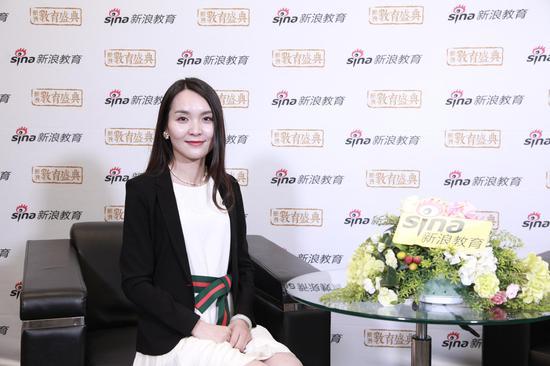 清大紫育市场总监 陈柳岐