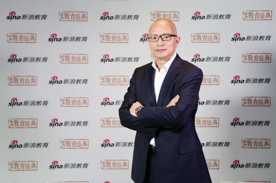 东方娃娃文化科技有限公司董事长 陈斌