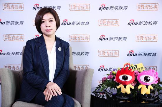 卓人教育总经理 陈茜