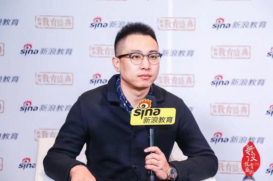 立思辰留学360北分总经理 张臻